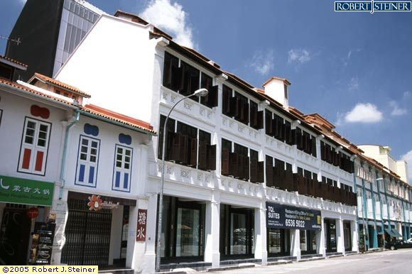 Khu Shophouse ở số 9 Phố Tan Quee Lan, Singapore