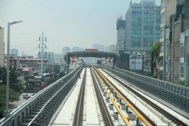 """Hà Nội đã mở """"lối thoát"""" cho việc đầu tư tuyến đường sắt đô thị số 3, đoạn ga Hà Nội - Hoàng Mai (Metro số 3) bằng phương án sử dụng vốn ODA"""