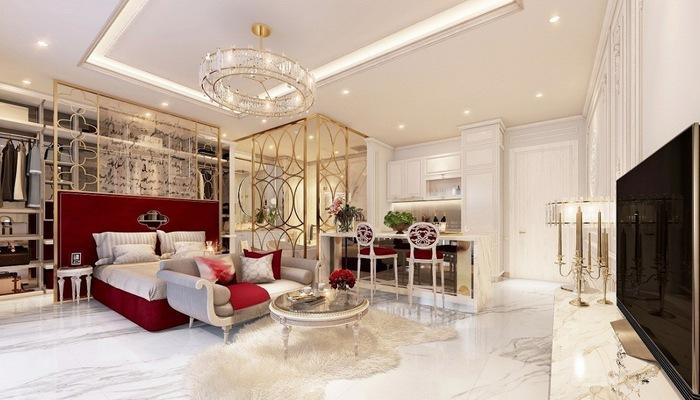 Rome by Diamond Lotus tại Thủ Thiêm (Quận 2) do Phuc Khang Corporation đầu tư, phát triển dự án; DKRA Vietnam tư vấn tiếp thị và phân phối