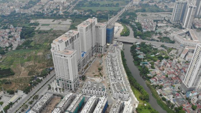 Roman Plaza được Tập đoàn Hải Phát đầu tư xây dựng theo hướng Khu đô thị phức hợp