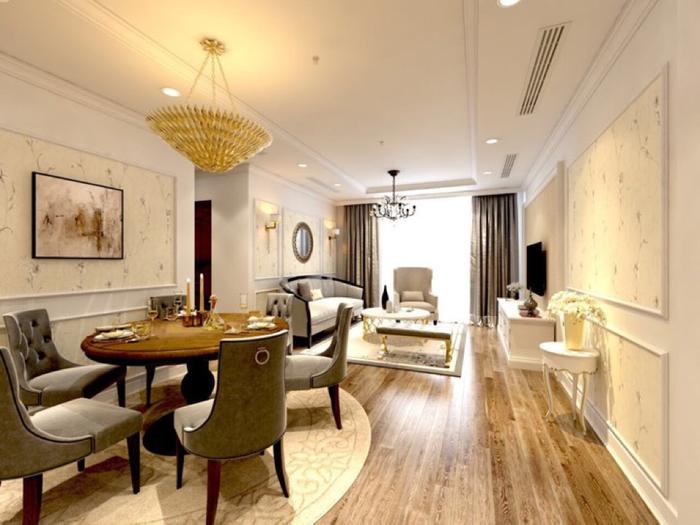 Chỉ từ 2,7 tỷ đồng, khách hàng đã có thể sở hữu căn hộ 3 phòng ngủ tại Roman Plaza