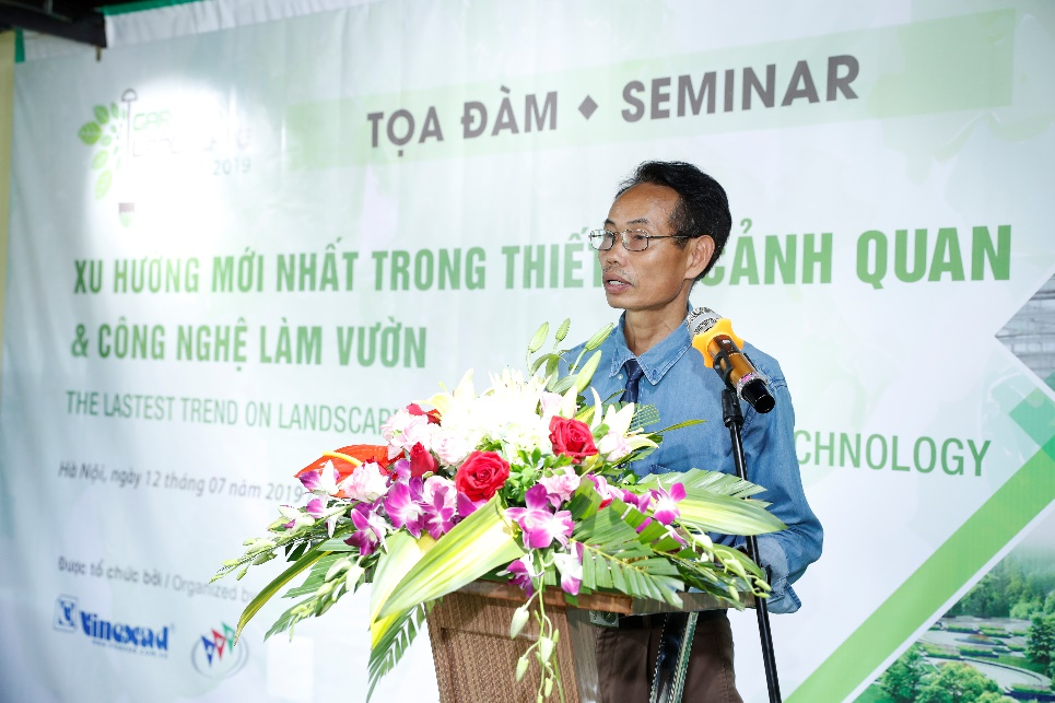 Ông: Đào Mạnh Hùng – Giám Đốc Rose Park Việt Nam