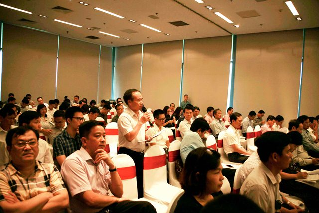 Các đại biểu góp ý cho dự thảo Luật sửa đổi, bổ sung một số Điều của Luật Xây dựng
