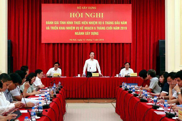 Bộ trưởng Phạm Hồng Hà chủ trì và phát biểu chỉ đạo tại Hội nghị