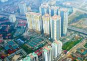 Nguồn cung bất động sản hai miền giảm, giá tăng