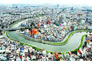 Thách thức quản lý trong tái phát triển bền vững khu vực kênh Nhiêu Lộc – Thị Nghè