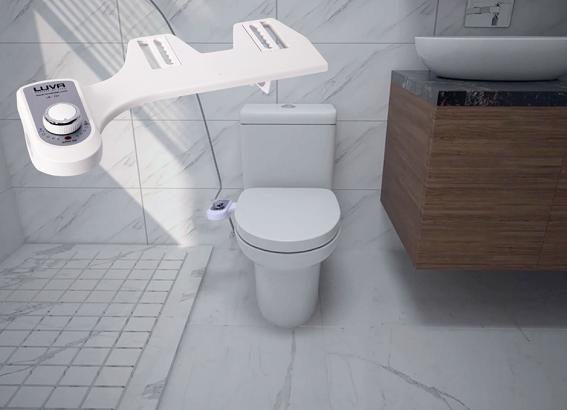 Sử dụng thiết bị vệ sinh thông minh là xu hướng cho các công trình hiện đại