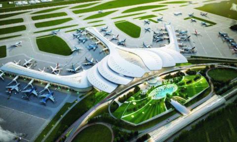 Tháng 10, trình Quốc hội nghiên cứu khả thi sân bay Long Thành