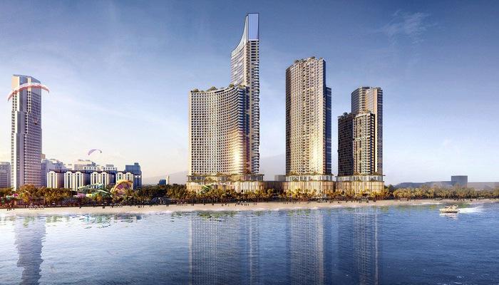 Những dự án lớn như SunBay Park Hotel & Resort Phan Rang củng cố vị thế của Ninh Thuận trong liên kết vùng