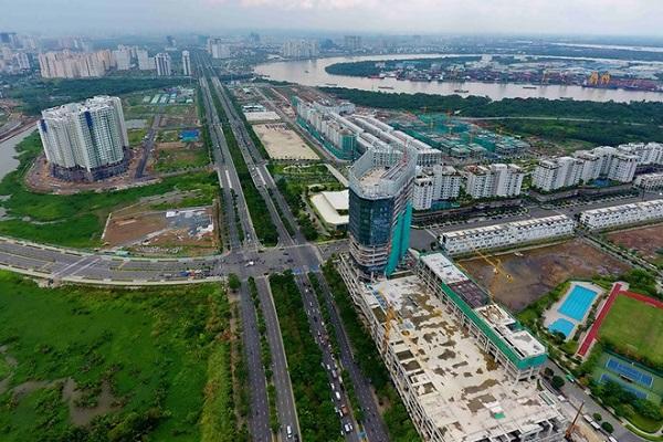 TP. HCM đang tính toán lại giá chênh lệch địa tô ở Khu đô thị mới Thủ Thiêm