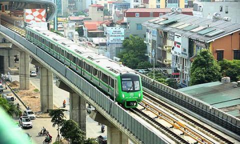 Thống nhất phương án vay lại vốn Dự án đường sắt đô thị Cát Linh – Hà Đông