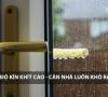 Ưu nhược điểm của cửa nhôm kính