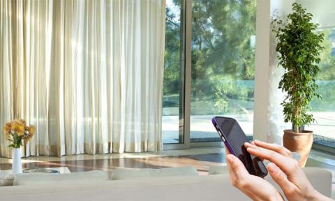 Mành rèm tự động – Xu hướng tất yếu trong thiết kế nội thất hiện đại