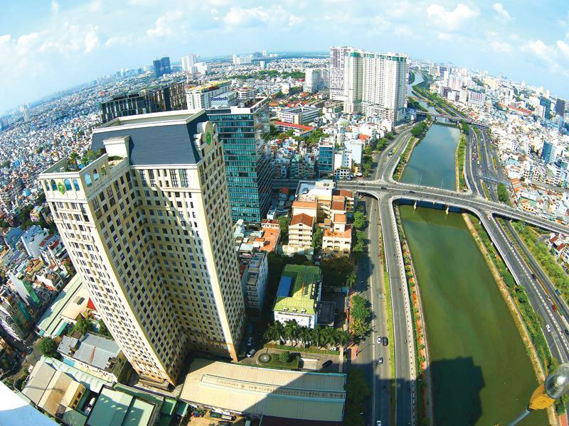 Tiềm năng của ngành bất động sản tại TP.HCM rất lớn, bởi nguồn cầu tăng cao, trong khi nguồn cung đang bị bó hẹp