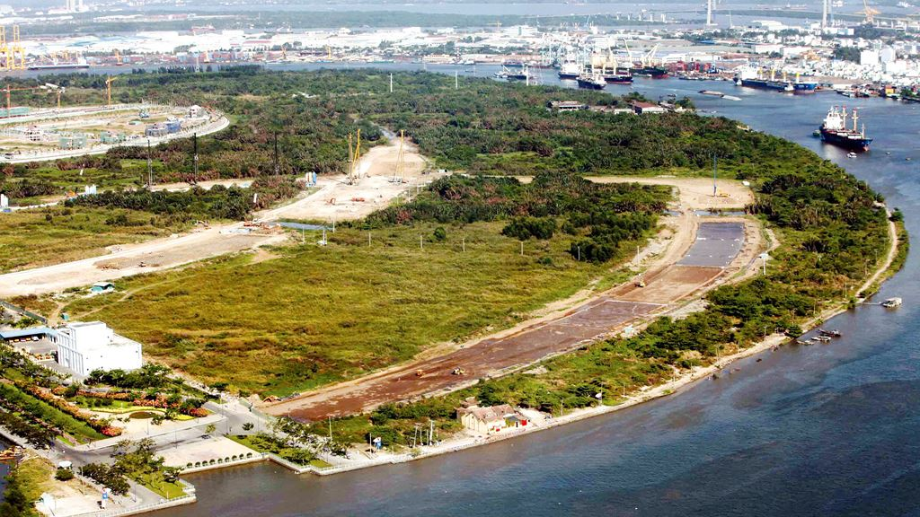 Giá đất do Nhà nước quy định vẫn chỉ bằng từ 30% - 60% giá đất chuyển nhượng thực tế. Ảnh: Hoàng Hải