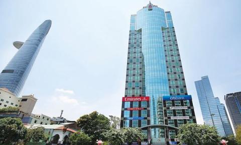 Văn phòng TPHCM, giá thuê liên tục leo thang
