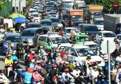 Thu phí xe hơi vào khu trung tâm TPHCM: Chủ trương 10 năm mới dừng ở… ý tưởng