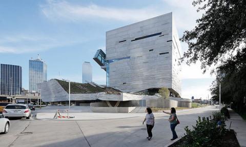 Bảo tàng tự nhiên và khoa học Perot, Dallas, Texas, Mỹ