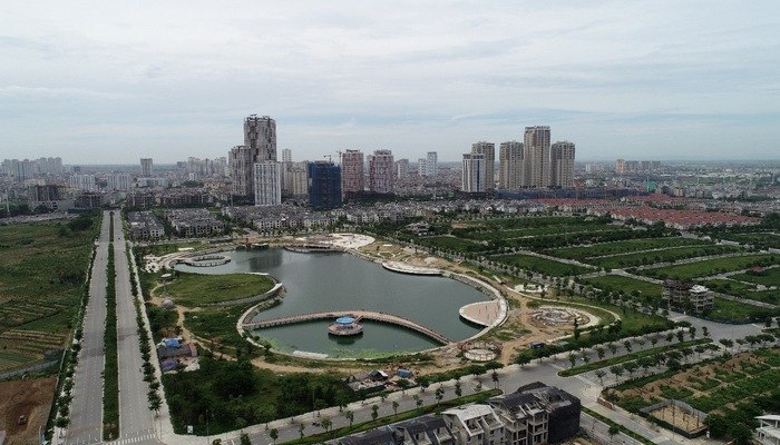 Công viên Thiên Văn học tại Khu đô thi Dương Nội dự kiến sẽ được khánh thành trong quý 3/2019