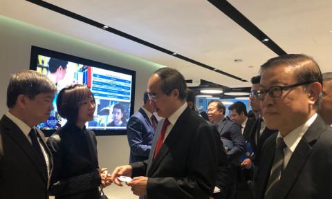 TPHCM hợp tác với Singapore để phát triển bền vững