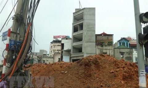 Hà Nội xử lý 66 công trình vi phạm trật tự xây dựng tại quận Cầu Giấy