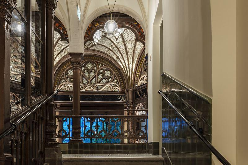 Dự án có mục tiêu bảo vệ những phần kiến trúc độc đáo, quan trọng bậc nhất của Paris Court