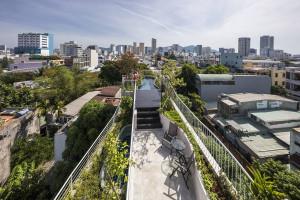 Green Peace Village – Ngôi làng xanh mát, yên bình giữa lòng thành phố đáng sống nhất Việt Nam