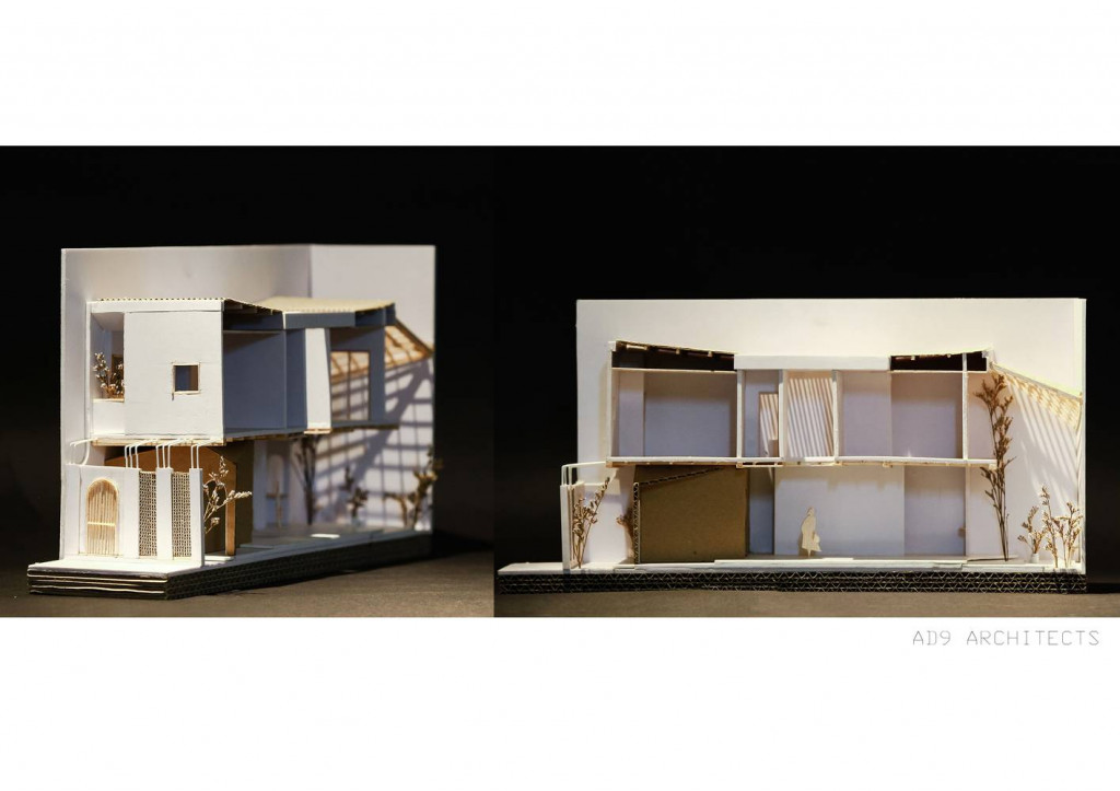 Mô hình thiết kế KSS House