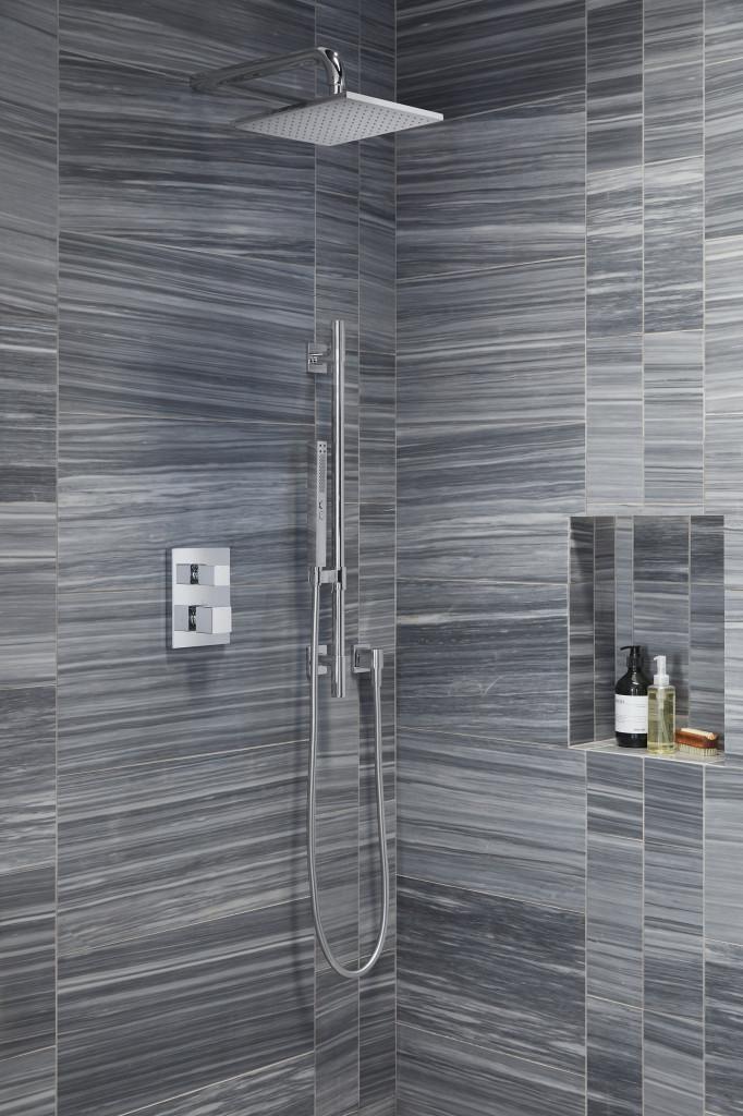 Bộ sen tắm Parallel