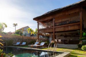 """M Villa – Ngôi biệt thự """"túp lều"""" bên bờ sông Hội An"""