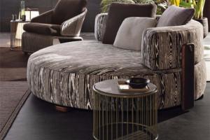 Ghế tròn – Xu hướng nội thất mới