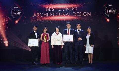 AkzoNobel năm thứ ba liên tiếp đồng hành cùng  Giải thưởng Bất động sản Việt Nam