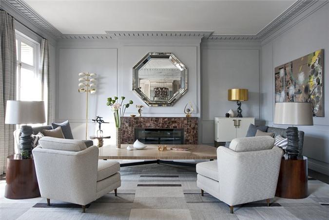 Gương trang trí là món đồ phụ kiện có mức giá thành thấp nhưng lại vô cùng hữu dụng trong việc trang hoàng không gian sống của mỗi gia đình.