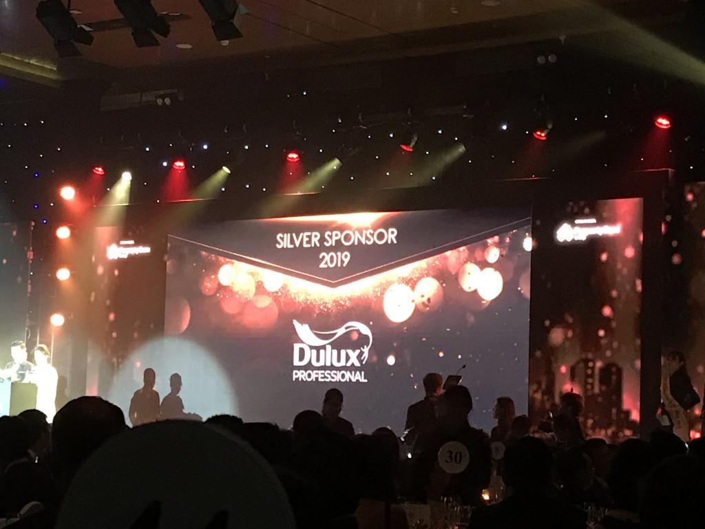 Dulux Professional - nhà tài trợ Bạc cho VPA 2019