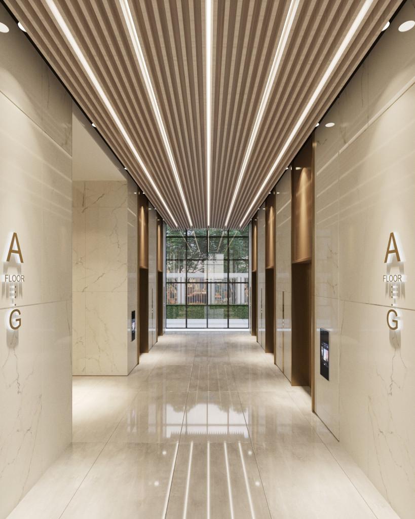 LIM TOWER 3 có thiết kế hiện đại mang đến cảm hứng cho các doanh nghiệp