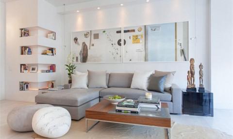 Thiết kế một phòng khách hoàn hảo