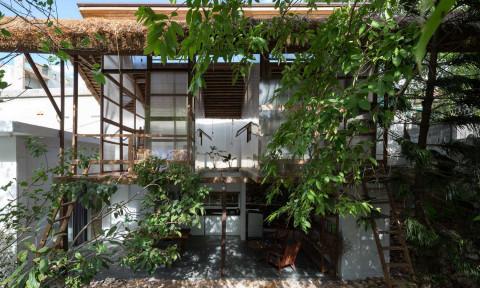 Sahi W&D House – Hostel bình dị, gần gũi thiên nhiên tại Huế
