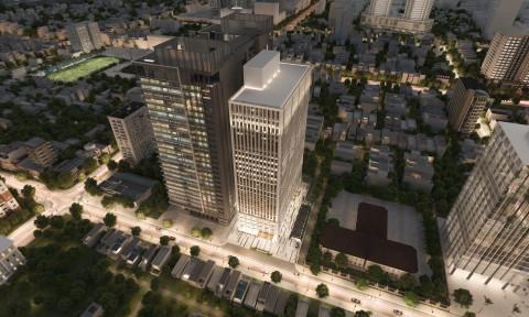 Lim Tower 3 ra mắt hứa hẹn mang đến chuẩn mực mới cho các cao ốc thương mại văn phòng
