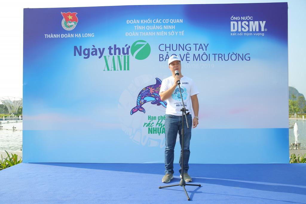 TGĐ Phan Tiến Phương - Công ty Cổ phần Cúc Phương