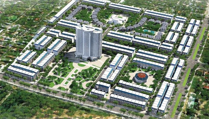 Phối cảnh tổng thể Khu đô thị FLC Legacy Kon Tum