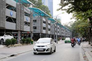 Thu hút nhà đầu tư xây dựng điểm đỗ xe