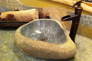 Cách vệ sinh bồn rửa mặt làm bằng vật liệu sứ, gỗ và đá hoa cương nhanh, sạch, bền