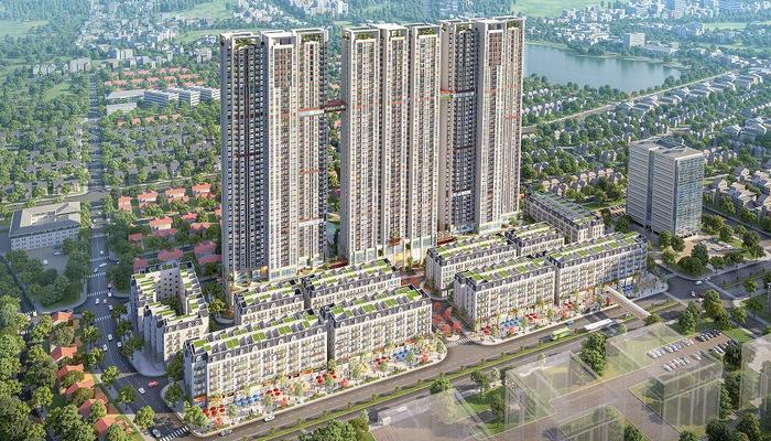 Dự án nằm trong khuôn viên khu đô thị An Hưng nên cơ sở hạ tầng đã được đầu tư đồng bộ và hiện đại