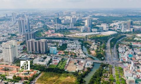Nguồn cung mới bất động sản tại TPHCM giảm sâu kỷ lục
