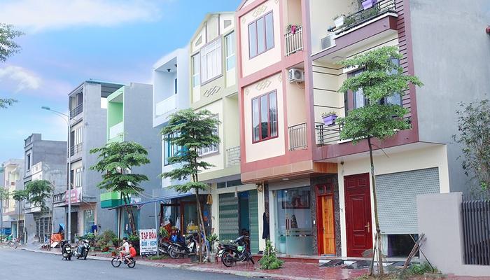 Dân cư về sinh sống ổn định tại khu đô thị Kosy
