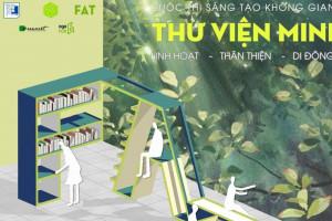 """Kết quả Cuộc thi """"Thiết kế Thư viện Mini 2019: Linh hoạt – Thân thiện – Di động"""""""