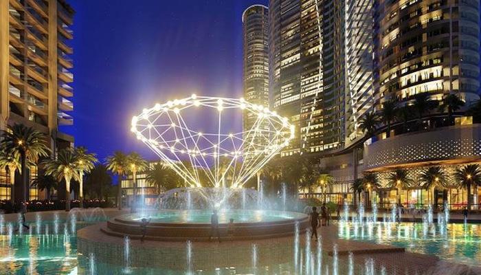 """Sự xuất hiện của Sunshine Diamond River kỳ vọng sẽ góp phần thay đổi diện mạo đô thị Tp.HCM đồng thời tăng thêm lựa chọn cho cư dân thời thượng về một căn hộ """"resort 5 sao chuẩn 4.0"""" thời công nghệ số."""