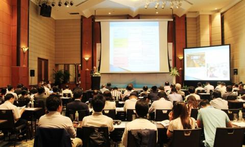 Hội thảo về công nghệ xây dựng phục vụ phát triển hạ tầng và giảm nhẹ thiên tai tại Việt Nam