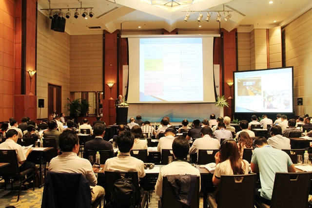 Bộ Xây dựng đã phối hợp với tỉnh Kochi tổ chức Hội thảo về công nghệ xây dựng phục vụ phát triển hạ tầng và giảm nhẹ thiên tai tại Việt Nam