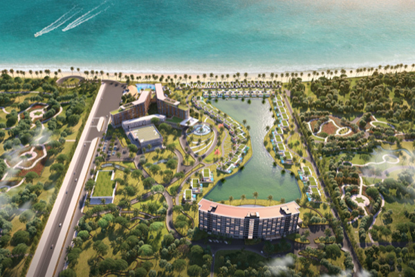 MIKGroup hiện sở hữu hàng loạt dự án bất động sản cao cấp như: Imperia Sky Garden, Villa Park, Mövenpick Resort Waverly Phú Quốc